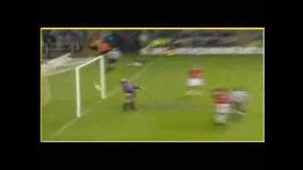 Нюкасъл Юнайтед 5 - Манчестър Юнайтед 0