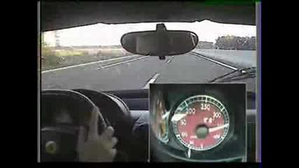 Максималната Скорост На Ferrari Enzo
