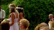 Guests arrive for Brie Bella and Daniel Bryan's wedding Total Divas Preview, Season Finale