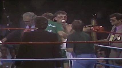 Боксьор измамник почти убива опонента си.