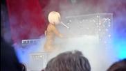 Live lady Gaga pokarface hd