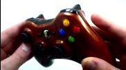 Xbox 360 Controller - Burlwood Hd/hq