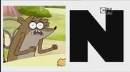 Cartoon Network Полша – вече в 16:9 (нови шапки, 17.09.2015)