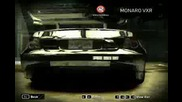 Nfs Most Wanted Vauxhall Monaro