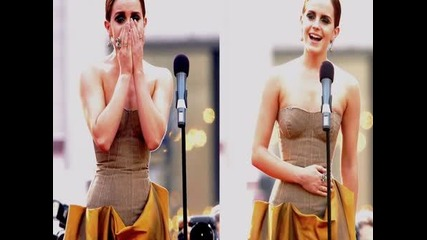 *_* Emma Watson // on the floor *_*
