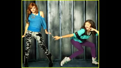 Bella Thorne and Zendaya - My Dancefloor (from Shake It Up) Snippet - www.uget.in