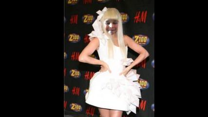 Ники това наистина ли си ти или Lady Gaga ?