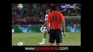 20.05 Гаф на Вратаря Пятов * Uefa cup Final * Вердер - Шахтьор Д 1:1 Налдо
