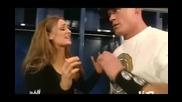 John Cena Kisses Maria Wwe-2009