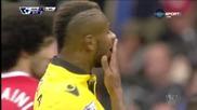 Манчестър Юнайтед - Астън Вила 1:0 /репортаж/