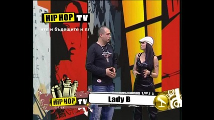 Hhtv Interview s Lady B (open Mike) - Hip Hop Tv