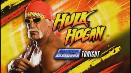 Хълк Хоуган отново тук! (по-късно в шоуто) / Разбиване 11.4.14 г.