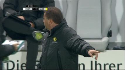 Германия - Австралия 2:2
