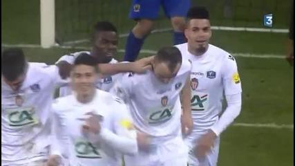 12.02 Димитър Бербатов с дебютен гол срещу Ница