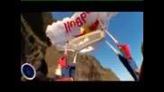 Jump Motocross Parachute
