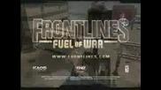Frontlines:fuel Of War (drone Gameplay)