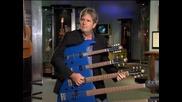 Най-голямата китара в света може да се види на изложба в Джърси Сити