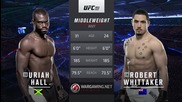 Uriah Hall vs Robert Whitaker (ufc 193, 15.11.2015)