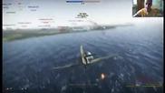 War Thunder - грохотът на битката