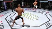 Ea Sports Ufc 2 Ps4 Gameplay - Yoel Romero Vs Luke Rockhold