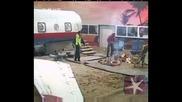 ! За Едни Евакуация, За Други Лапация -Big Brother 4,12.12.2008 -2 !