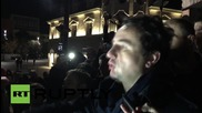 "Serbia: Opposition MP slams ""arbitrary"" arrest following release, night of clashes"