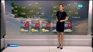 Прогноза за времето (16.03.2016 - обедна емисия)