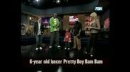 6 Годишнo Дете Боксьор Pretty Boy Bam Bam