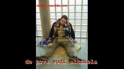do tova vodi alkohola
