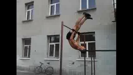 Street Fitness :p