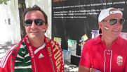 France: Portugal and Hungary fans excited ahead of crucial match in Lyon