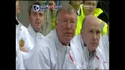11.05 Уигън - Манчестър Юнайтед 0:2 Кристиано Роналдо Гол