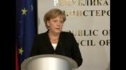 Меркел похвали Борисов