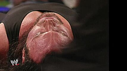 King Booker vs. The Undertaker – World Heavyweight Title Match: SmackDown, Sept. 22, 2006 (Full Match)
