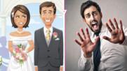 Откачената семейна традиция, която мъж трябва да спази в първата брачна нощ