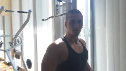 Две упражнения, които правя за трицепс #SST - Simplify Shit Training