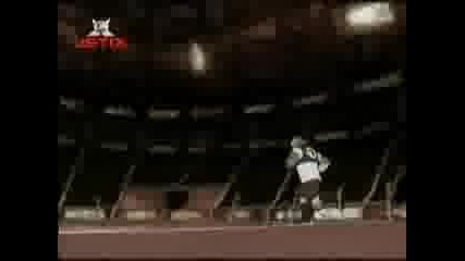 Galactik Football - Great Moves