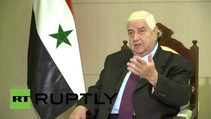 Syria: US airstrikes that target Islamic State are 'ineffective' - FM Muallem