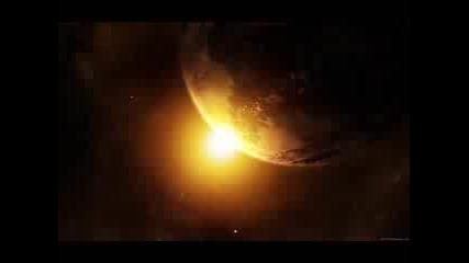 Techno Trance Contradanza Planets