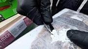 Турция залови 220 кг кокаин на кораб от Бразилия