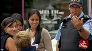 Дете и Полицай в Йо - Йо конкуренция - Скрита Камера