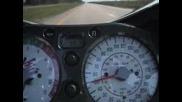 Suzuki Hayabusa Vmax 390kmh