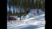 Валя Семеренко спечели масовия старт на Световното в Контиолахти