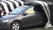 Иновационен гараж за коли!