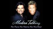 Modern Talking - No Face, No Name, No Number
