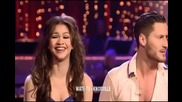 Zendaya and Val - Dancing with the stars 18.03.2013