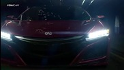2016 Acura Nsx - Official Launch