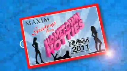 2011 Hometown Hotties Top 10_ Jelena's Entry Video -