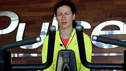 Съзтезателката по бадминтон Линда Зечири сподели за тренировките и храненето си