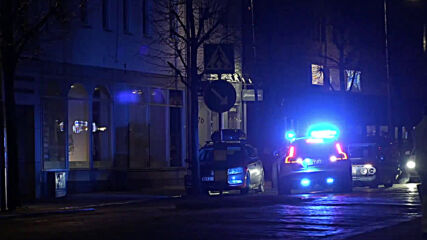 Sweden: Police on site after 8 injured in suspected terrorist attack in Vetlanda